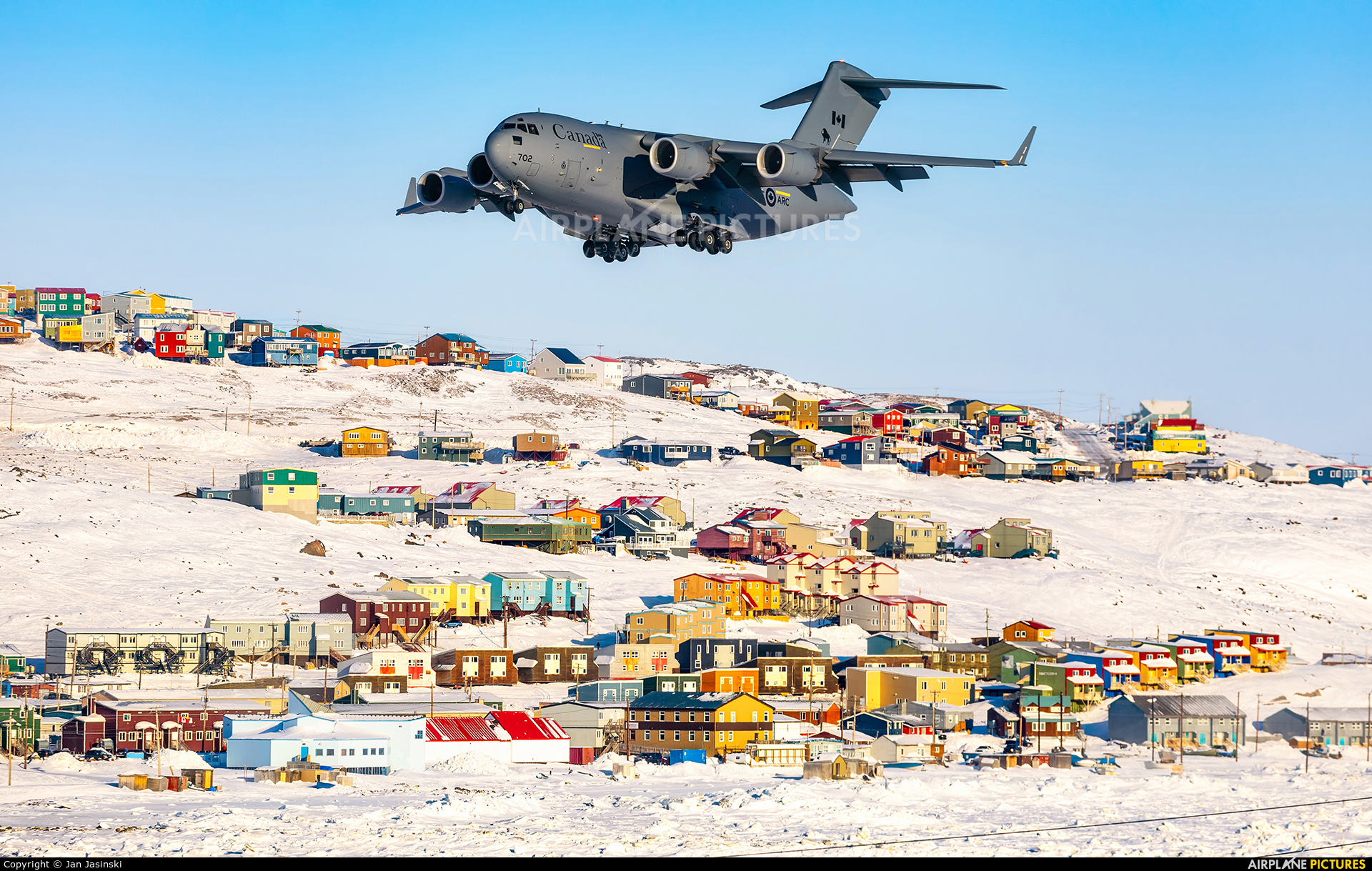 Canada - Air Force 177702 aircraft at Iqaluit