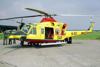 R-02 - Netherlands - Air Force Agusta / Agusta-Bell AB 412