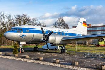 DM-SAF - Lufthansa Ilyushin Il-14 (all models)