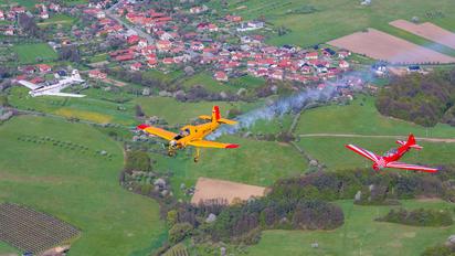OM-DJW - Private Zlín Aircraft Z-37A Čmelák