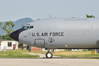 62-3572 - USA - Army National Guard Boeing KC-135R Stratotanker
