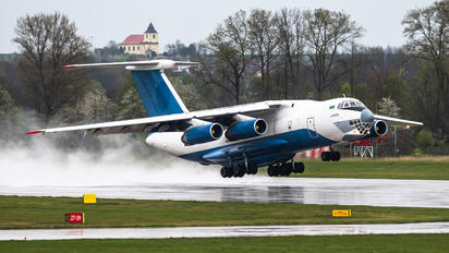 4K-78131 - Azerbaijan - Air Force Ilyushin Il-76 (all models)
