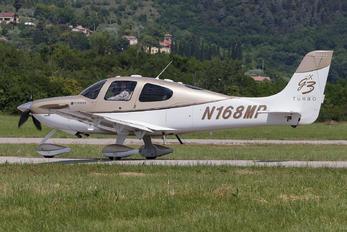 N168MP - Private Cirrus SR22