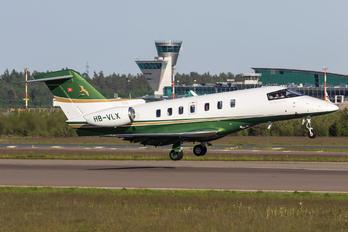 HB-VLX - Private Pilatus PC-24