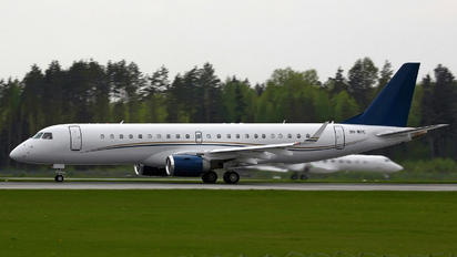 9H-NYC - AIR X Charter Embraer ERJ-190-100 Lineage 1000