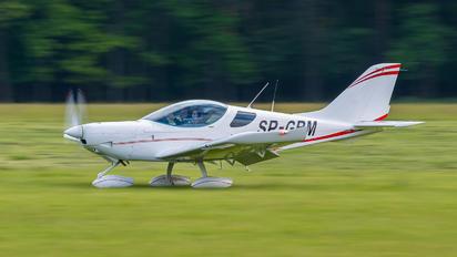 SP-GBM - Private Czech Sport Aircraft PS-28 Cruiser