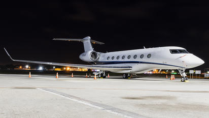N13JS - Private Gulfstream Aerospace G650, G650ER