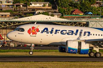 F-OTIB - Aircalin Airbus A320 NEO
