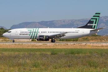 OY-ASA - Airseven Boeing 737-400