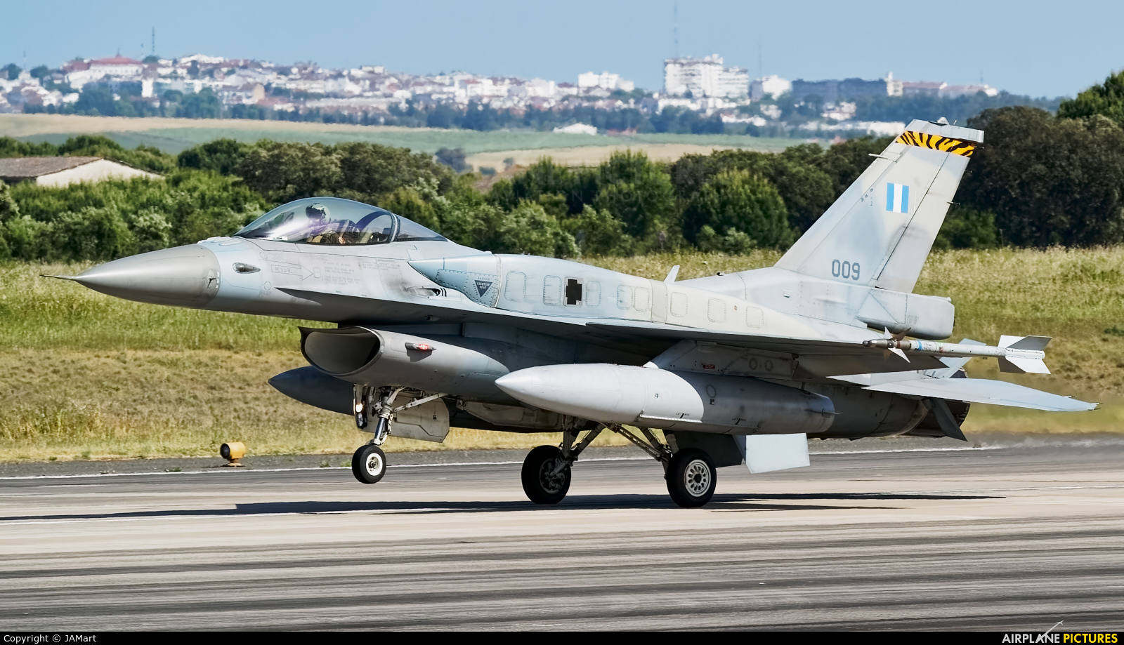 Greece - Hellenic Air Force 009 aircraft at Beja AB