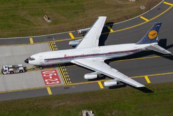 D-ABOD - Lufthansa Boeing 707