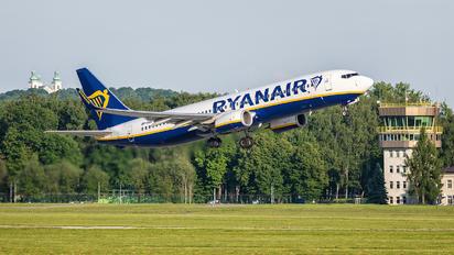 SP-RKK - Ryanair Sun Boeing 737-8AS