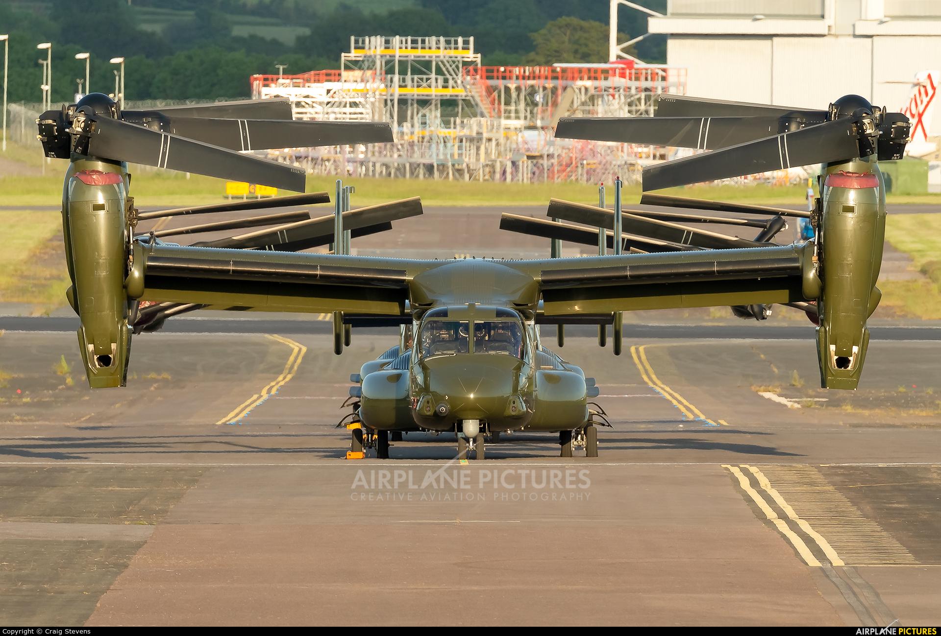 USA - Marine Corps 168297 aircraft at Exeter