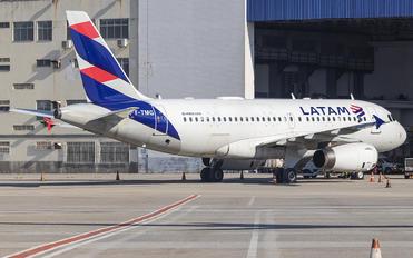 PT-TMG - LATAM Airbus A319