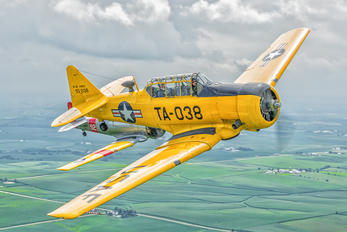 N66TY - Private North American Harvard/Texan (AT-6, 16, SNJ series)