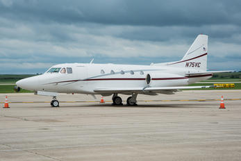 N75VC - Private Rockwell Sabreliner 65