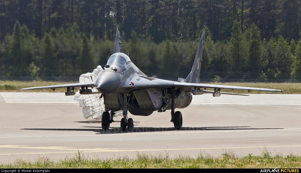 Poland - Air Force 65 aircraft at Szczecin - Goleniów