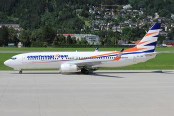 OK-TSH - SmartWings Boeing 737-800