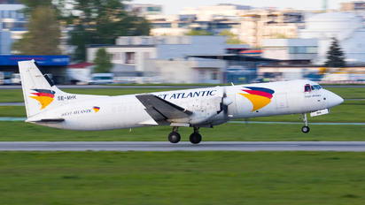 SE-MHK - West Air Sweden British Aerospace ATP