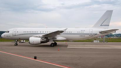 HZ-A2 - Alpha Star Airbus A320 CJ