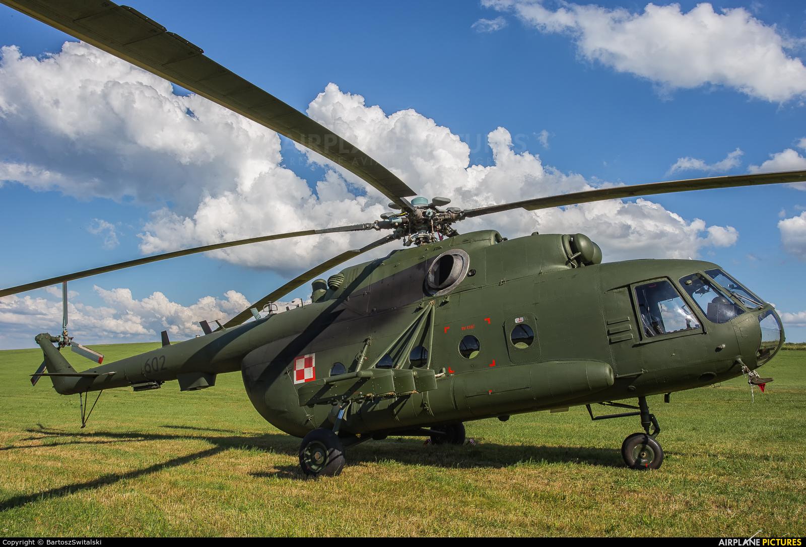 Poland - Army 602 aircraft at Off Airport - Poland