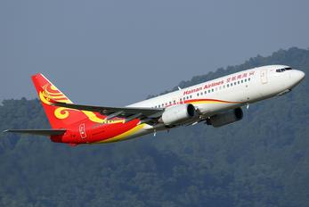 B-5521 - Hainan Airlines Boeing 737-800