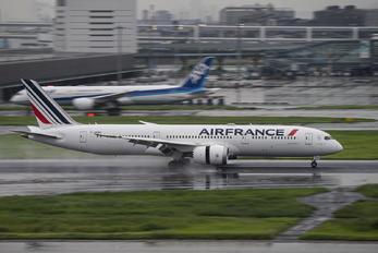 F-HRBG - Air France Boeing 787-9 Dreamliner