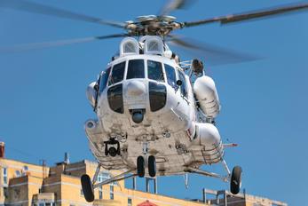 UR-HLB - Ukrainian Helicopters Mil Mi-8MTV-1