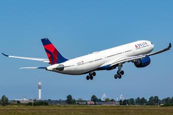 N401DZ - Delta Air Lines Airbus A330-900