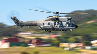 HD.21-18 - Spain - Air Force Aerospatiale AS332 Super Puma