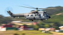 HD.21-18 - Spain - Air Force Aerospatiale AS332 Super Puma aircraft