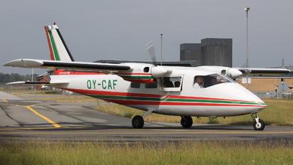 OY-CAF - Private Partenavia P.68