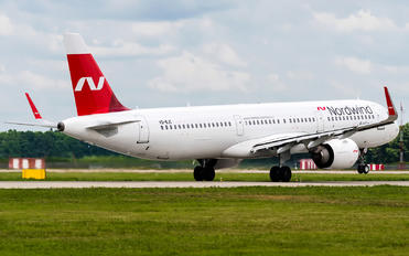 VQ-BJC - Nordwind Airlines Airbus A321 NEO