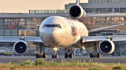 N574FE - FedEx Federal Express McDonnell Douglas MD-11F