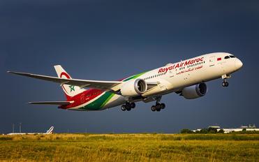 CN-RGY - Royal Air Maroc Boeing 787-9 Dreamliner