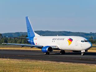 EC-NMJ - Swift Air Boeing 737-400F