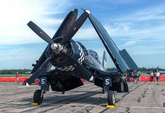 N179PT - Private Vought F4U Corsair
