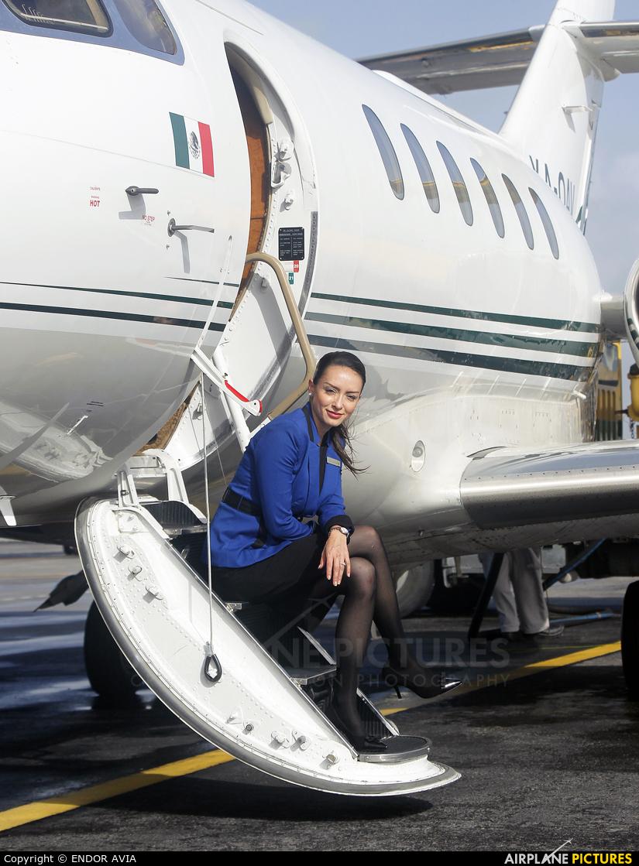 - Aviation Glamour XA-OAV aircraft at Cancun Intl