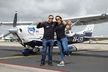 - Aviation Glamour - - Aviation Glamour - People, Pilot XA-LEO