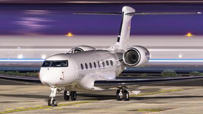 VP-CZA - Private Gulfstream Aerospace G650, G650ER