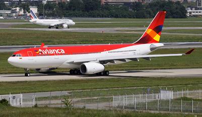 F-WWYI - Avianca Airbus A330-200