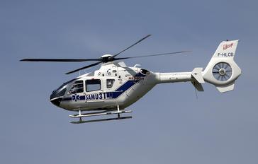 F-HLCB - SAF Helicopteres Eurocopter EC135 (all models)