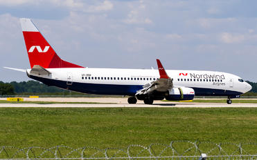VP-BDP - Nordwind Airlines Boeing 737-800