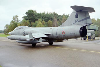 MM54237 - Italy - Air Force Lockheed TF-104G Starfighter