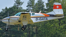 D-GATA - Private Beechcraft 95 Travel Air aircraft