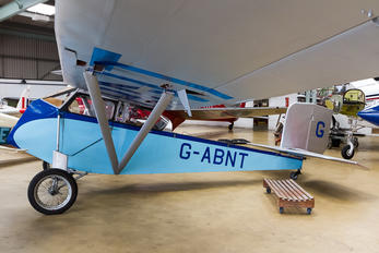 G-ABNT - Shipping and Airlines Civilian Aircraft Coupé