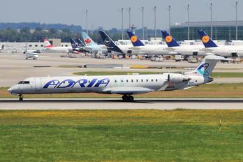 S5-AAN - Adria Airways Canadair CL-600 CRJ-900