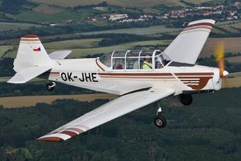 OK-JHE - Valašský aeroklub Slavičín Zlín Aircraft Z-126