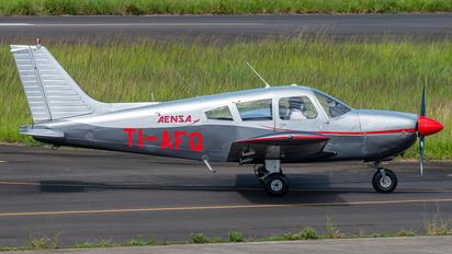 TI-AFQ - Private Piper PA-28 Cherokee
