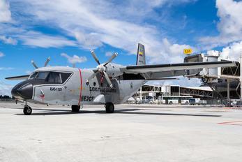 EJC-1122 - Colombia - Army Casa C-212 Aviocar
